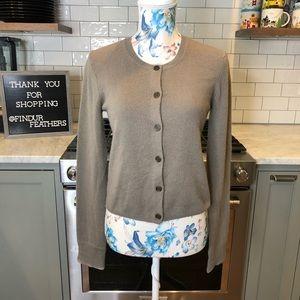 Burberry Brit | 100% Cashmere Button Cardigan